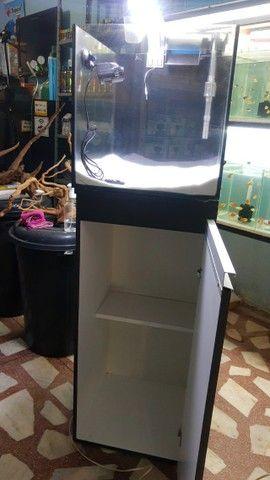 Aquário completo (Modelo exclusivo de nossa loja.) - Foto 5