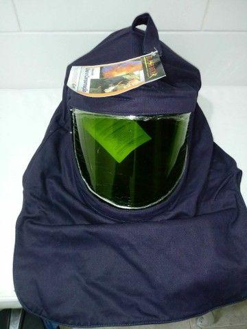 Máscara para arco voltaico Nova