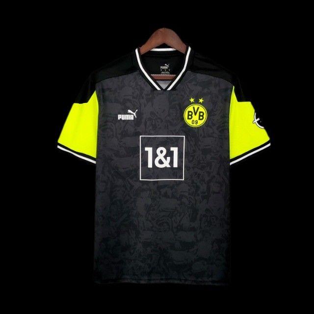 Camisa Borussia Dortmund 2021