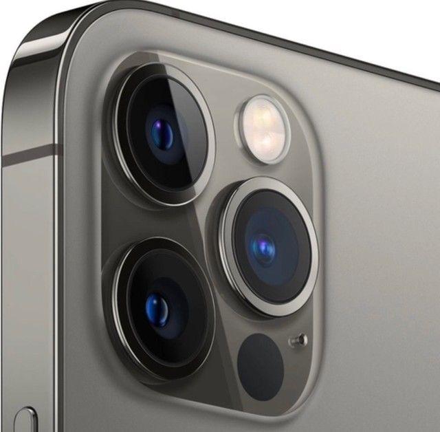 iPhone 12 Pro Max Apple (128GB) Grafite - Foto 3