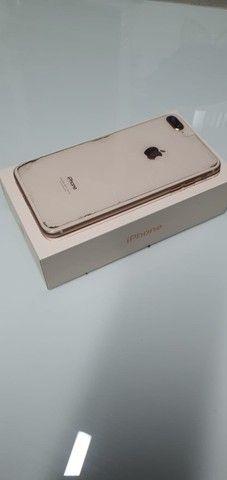 iphone 8 plus rose gold - Foto 2