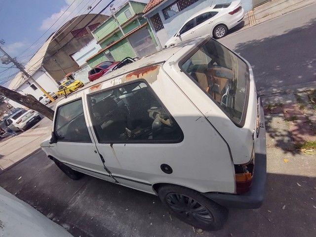 Fiat uno Mille smart sem cabeçote do motor - Foto 14