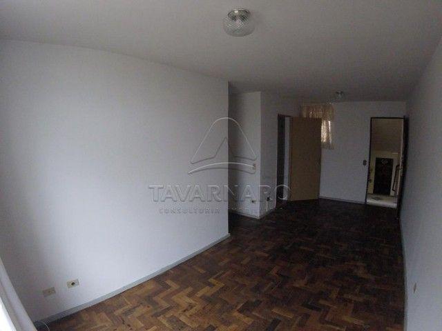 Apartamento à venda com 3 dormitórios em Jardim carvalho, Ponta grossa cod:V2106 - Foto 3