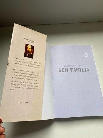 Livro Sem Família  - Foto 4