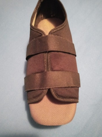 Sandália pós cirurgia - Foto 3