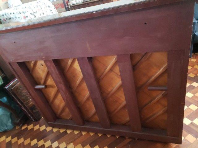 Piano Marca KLANGWERT. 100% Revisado e Restaurado. Afinado em 440 HZ. Acompanha banqueta. - Foto 6