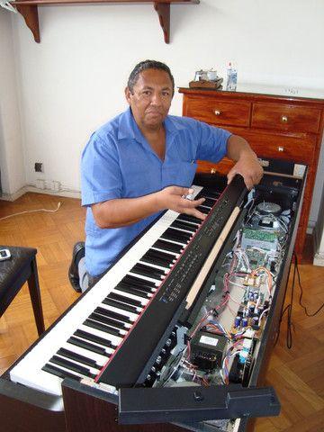 Técnico de pianos digitais: yamaha, roland,korg,michael, tokai - Foto 4