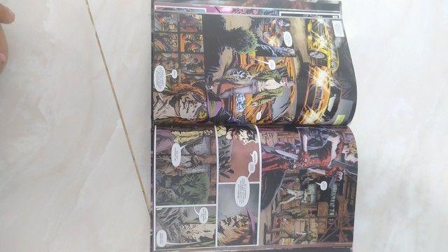 HQ Coringa capa dura (quadrinhos)  - Foto 3