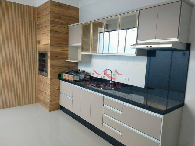 Casa com 3 dormitórios à venda, 105 m² por R$ 530.000,00 - Parque da Gávea - Maringá/PR - Foto 2