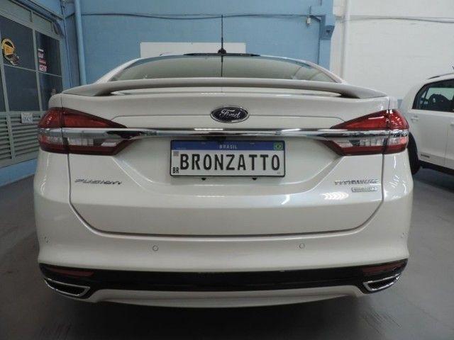 Ford Fusion Titanium 2.0 FWD - Modelo Novo, Apenas 27.000 Km - Foto 10
