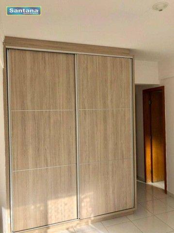 Apartamento com 3 dormitórios à venda, 85 m² por R$ 330.000,00 - Centro - Caldas Novas/GO - Foto 7