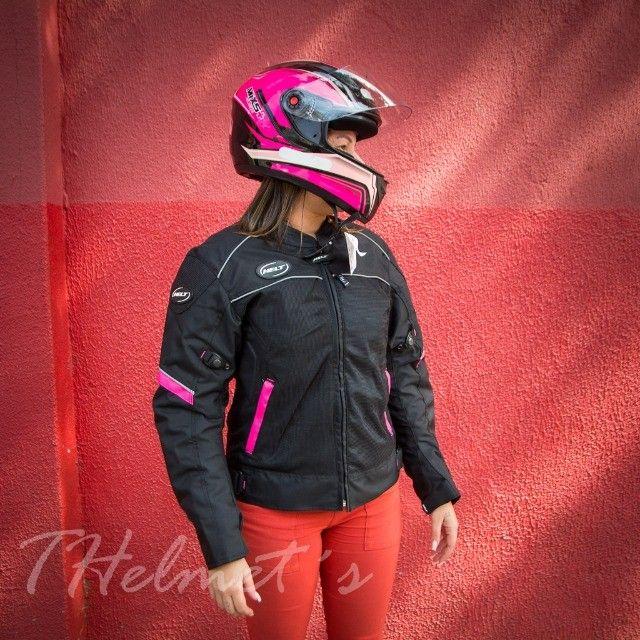 Jaqueta de moto, jaqueta feminina - Foto 2