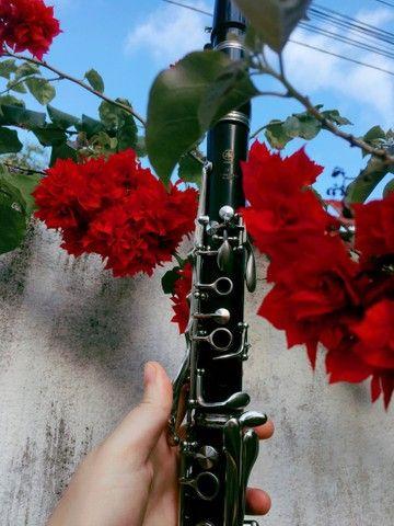 Clarinete Yamaha Sib - YCL 255 - Foto 3