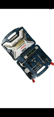 Estojo kit de ferramenta 103 peças Bosch Titanium. *. - Foto 2
