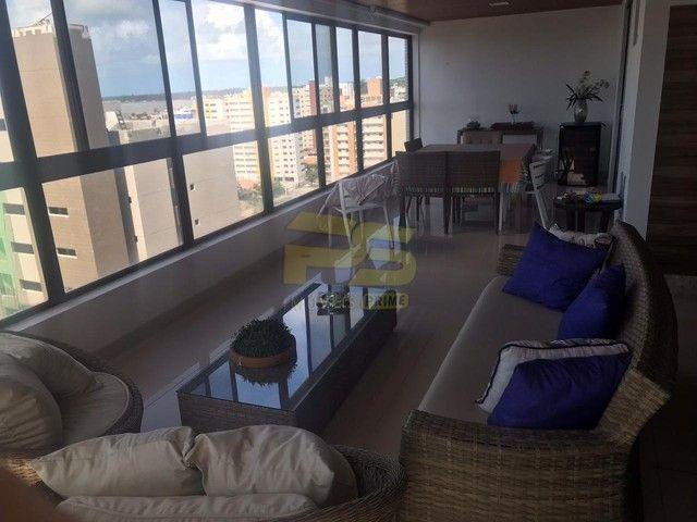 Apartamento à venda com 4 dormitórios em Cabo branco, João pessoa cod:psp556