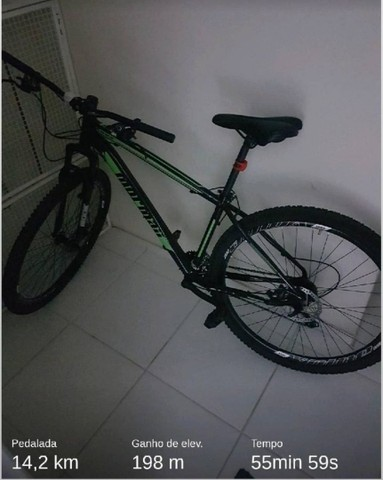 Bicicleta mormaii aro 29 - Foto 2