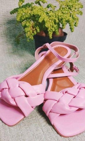 Sandália rasteira  - Foto 5