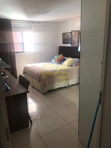 Apartamento à venda com 4 dormitórios em Cabo branco, João pessoa cod:psp556 - Foto 11