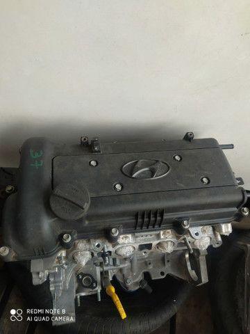 Motor parcial do HB20 1.6 2016  - Foto 4