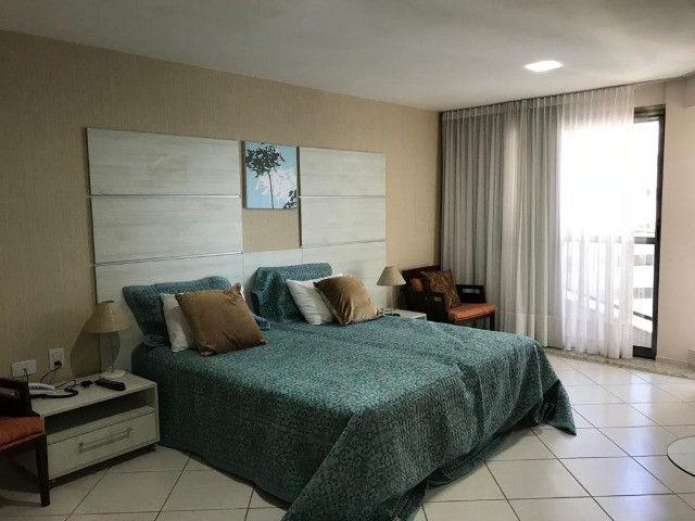 Alugo excelente Flat no Hotel Transamérica na avenida Boa Viagem / Recife - Foto 13