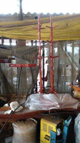 Móveis  e peças para sua casa rústicos em madeira de jaqueira - Foto 3
