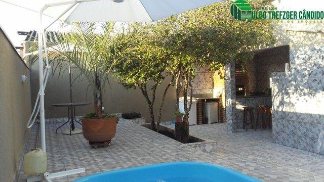 Casa 2 quartos e piscina na Moreninha 2 - Campo Grande, MS