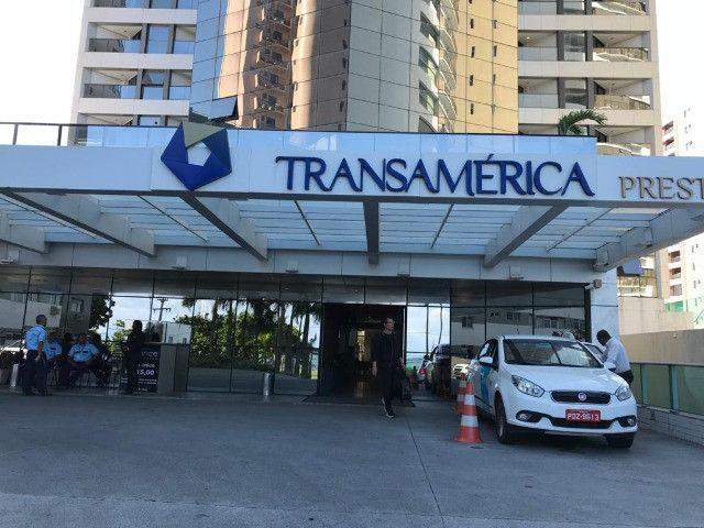 Alugo excelente Flat no Hotel Transamérica na avenida Boa Viagem / Recife - Foto 3