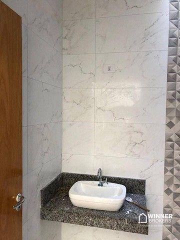 Casa com 2 dormitórios à venda, 58 m² por R$ 135.000 - Jardim Tropical - Marialva/PR - Foto 8