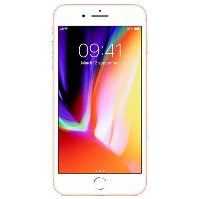 "Apple iPhone 8 Plus A1864 Swap 64GB Tela Retina de 5.5"" 12MP / 7MP iOS - Dourado - Foto 2"