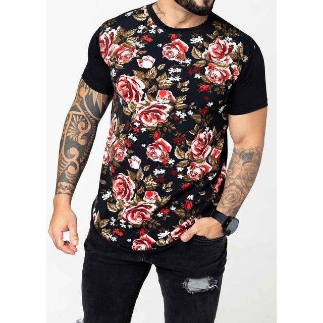 Camisa Long Line Swag  - Foto 6