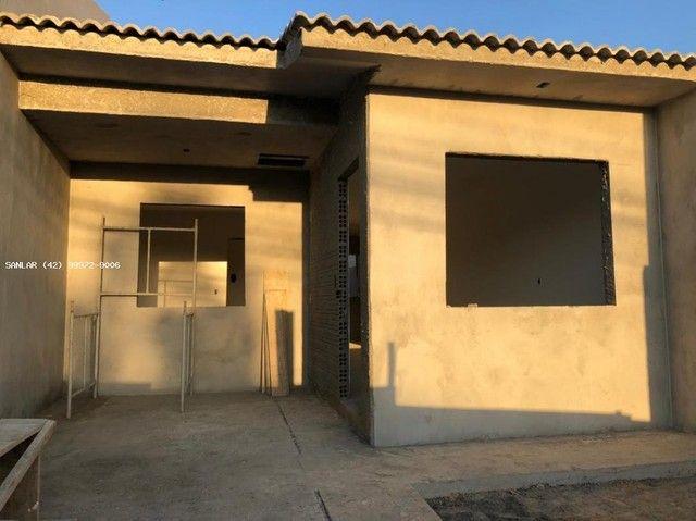 Casa para Venda em Ponta Grossa, Vila Hilgemberg, 2 dormitórios, 1 banheiro, 2 vagas - Foto 7