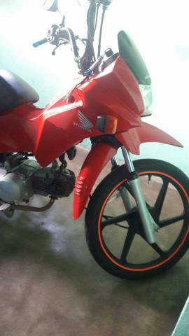 Honda Pop 100 ano 2014