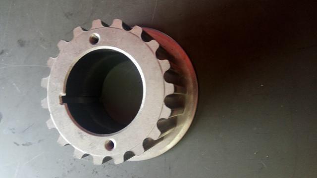 Engrenagem Virabrequim Duster/ Scenic/Sandero 1.6 16 V