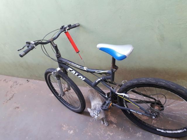 Bicicleta Caloi Aro 26 - 18 marchas