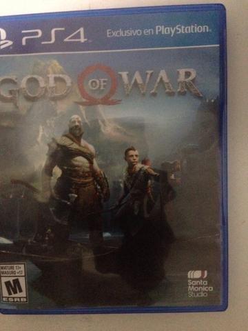 Troco God of War