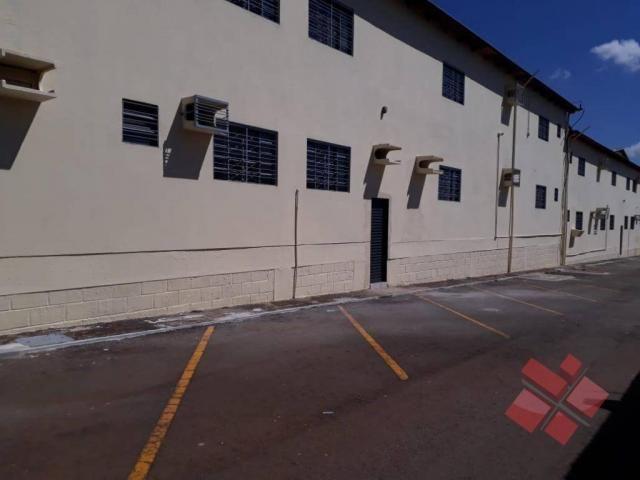 Galpão Comercial para Alugar, Área 6.400 m², Setor Santos Dumont, com , Goiânia. - Foto 5