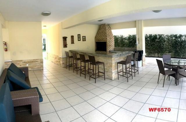 Laguna Ville, casa em condomínio, 4 suítes, 3 vagas, área de lazer completa, Lagoa Redonda - Foto 9