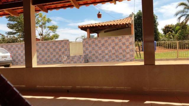 Chácara para Lazer em Aragoiânia - Mobiliada - 5.000m² - Foto 4