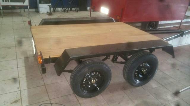 Fabricação de carrocinha