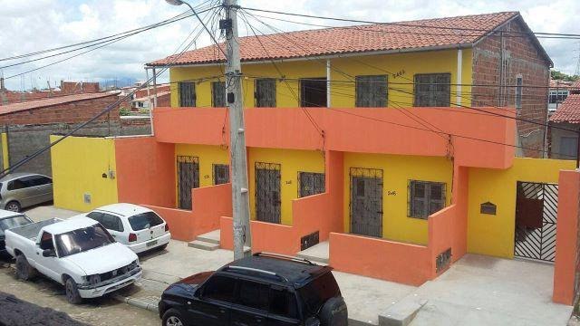 10 Casas sendo que 7 já estão prontas e três em construção casa mutifamilia 7 já alugadas
