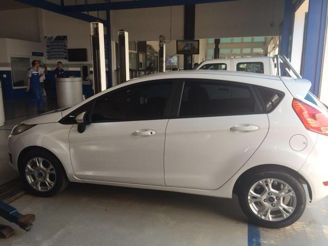 New Fiesta 2014