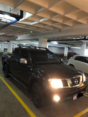 Nissan Frontier 2.5 LE 4x4 Automática Impecável - Foto 11