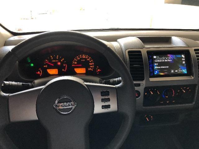 Nissan Frontier 2.5 LE 4x4 Automática Impecável - Foto 12