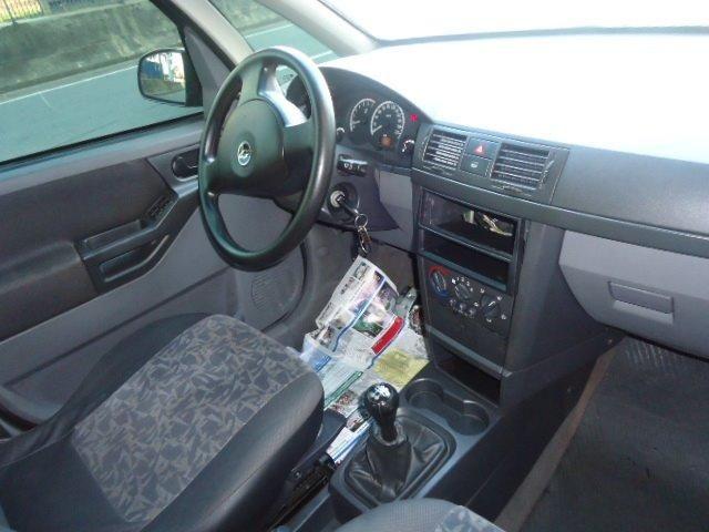 Gm - Chevrolet Meriva 1.8 2004 Cinza completa estudo troca e financio - 2004 - Foto 10