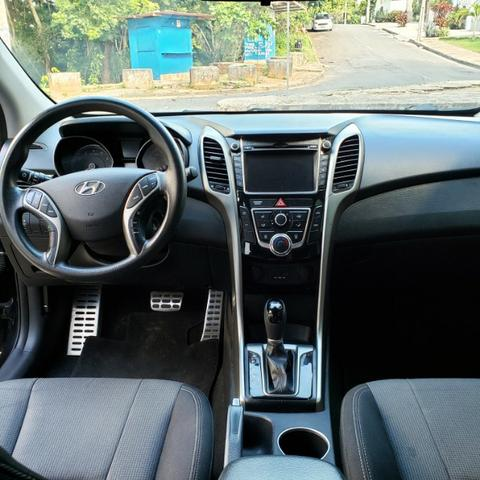 Hyundai I30 Preto Automático Completão Zerado 57000km Rodas - Foto 5