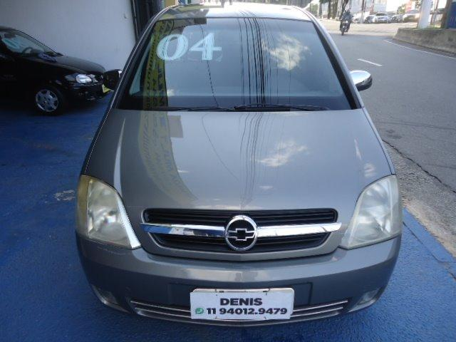 Gm - Chevrolet Meriva 1.8 2004 Cinza completa estudo troca e financio - 2004 - Foto 2