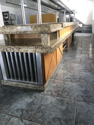 Torro balcão quente e frio p/ restaurante - Foto 5