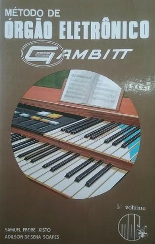 Método de Órgão Eletrônico Vol. 5