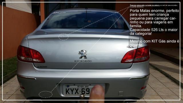 Peugeot 408 Allure 2012 2.0 + GNV e baixo Km. Leia o anúncio! - Foto 6