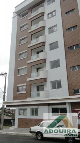Apartamento  com 1 quarto no Edificio Vernon - Bairro Centro em Ponta Grossa - Foto 2